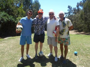 FootGolf for Stags and groups in  lisbon